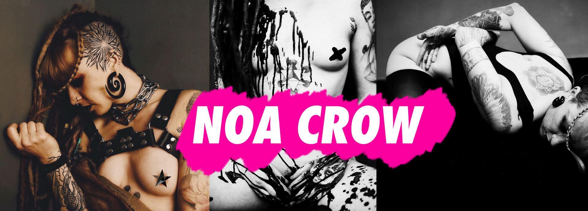 Noa Crow Latex