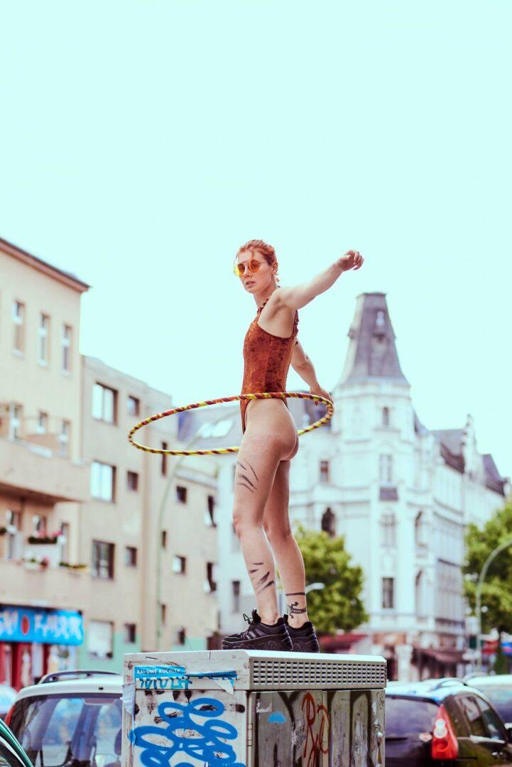 Freebie | Hula Hoop mit Muriel la Roja - 7