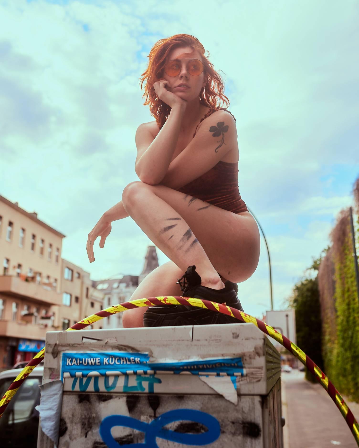 Freebie | Hula Hoop mit Muriel la Roja - 6