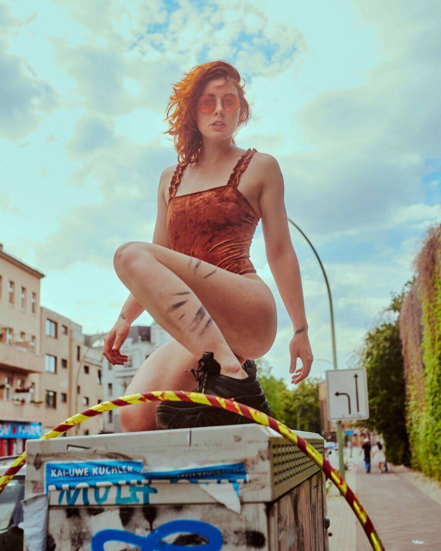 Freebie | Hula Hoop mit Muriel la Roja - 20