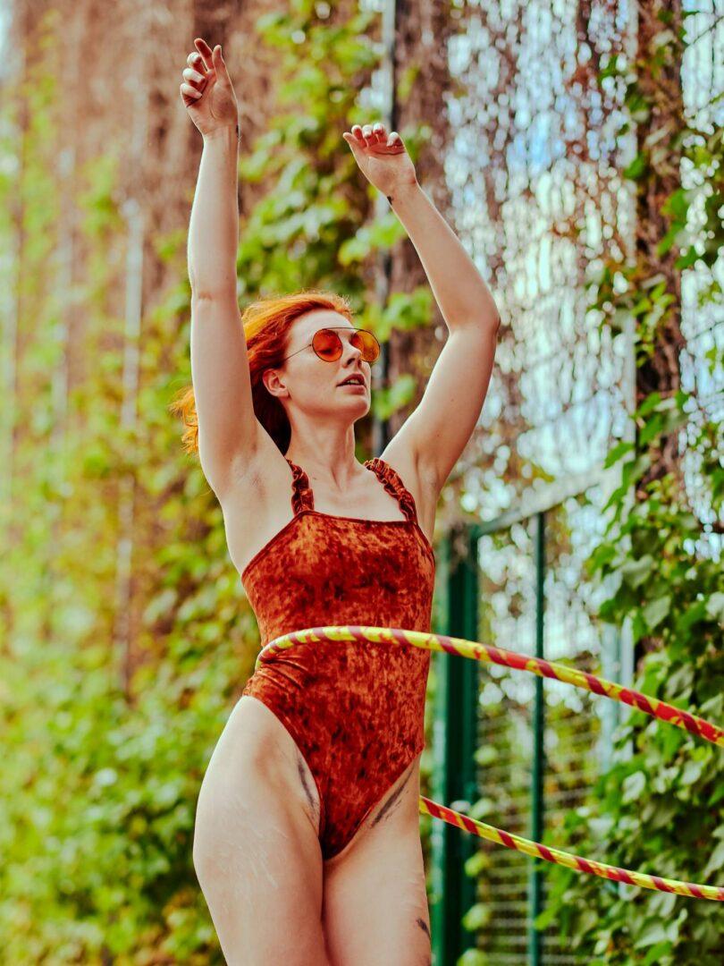 Freebie | Hula Hoop mit Muriel la Roja - 31