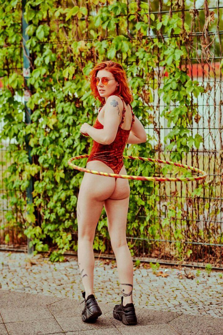 Freebie | Hula Hoop mit Muriel la Roja - 35