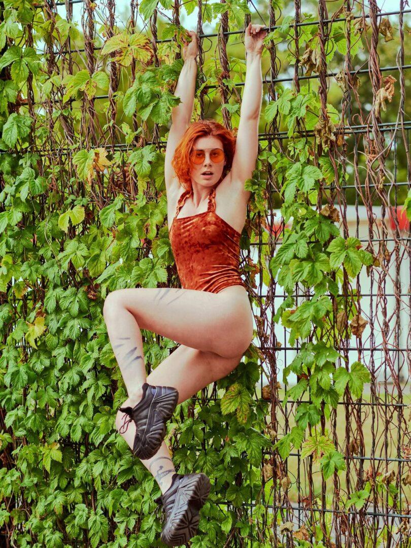 Freebie | Hula Hoop mit Muriel la Roja - 42
