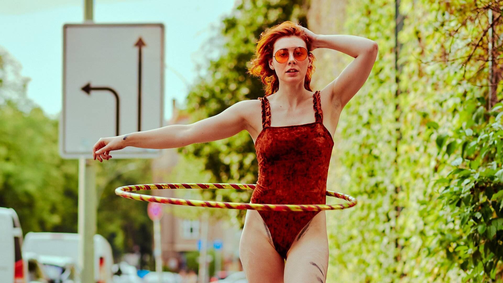 Freebie | Hula Hoop mit Muriel la Roja - 45