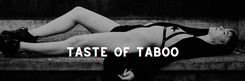 taste of taboo - 1
