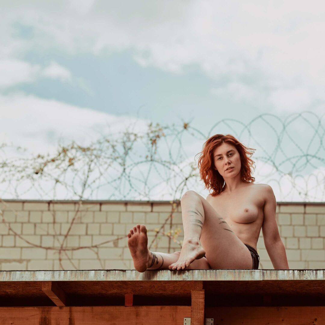 Dachstelze – Muriel la Roja - 11