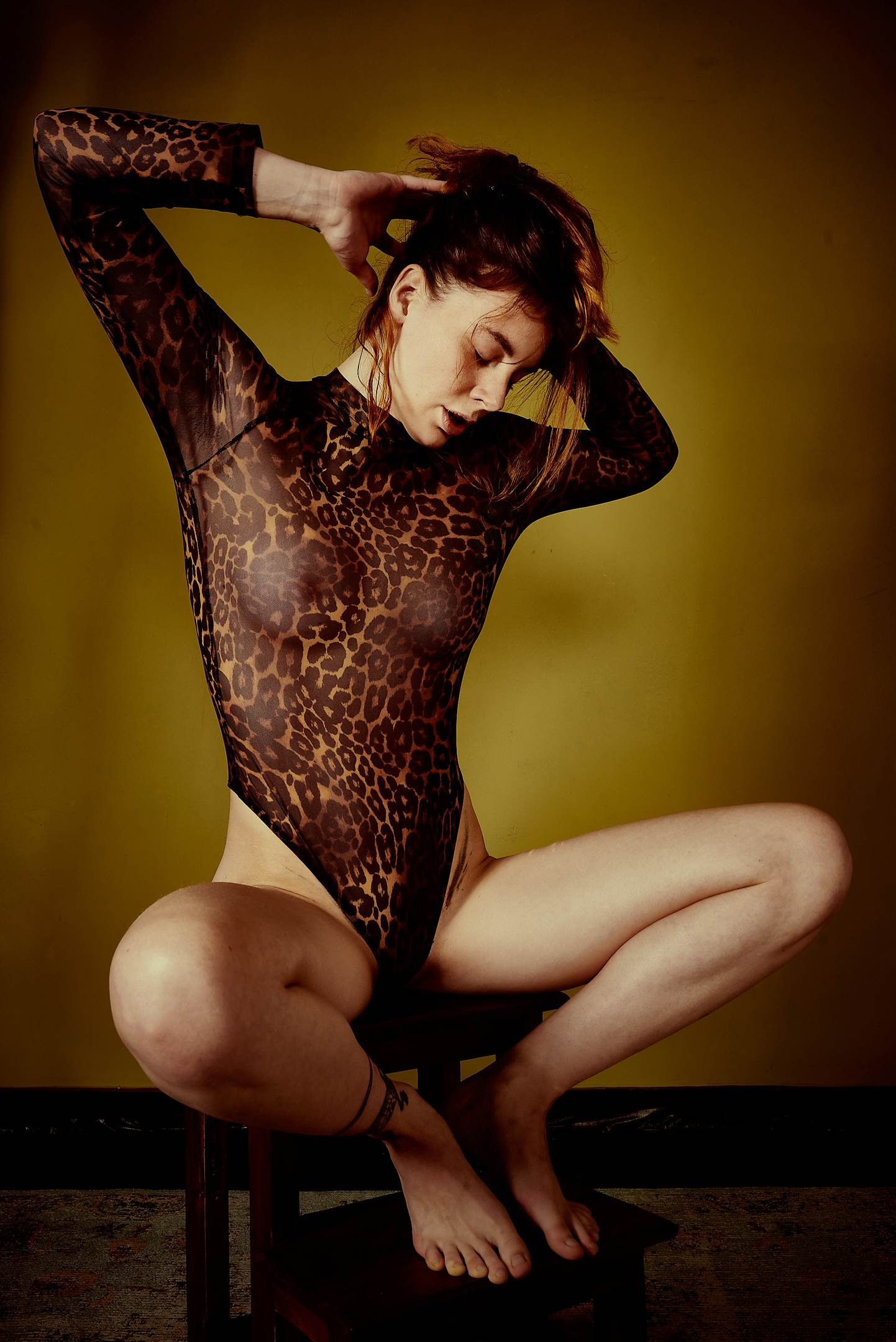 Muri — Leopard — Full Set - 2