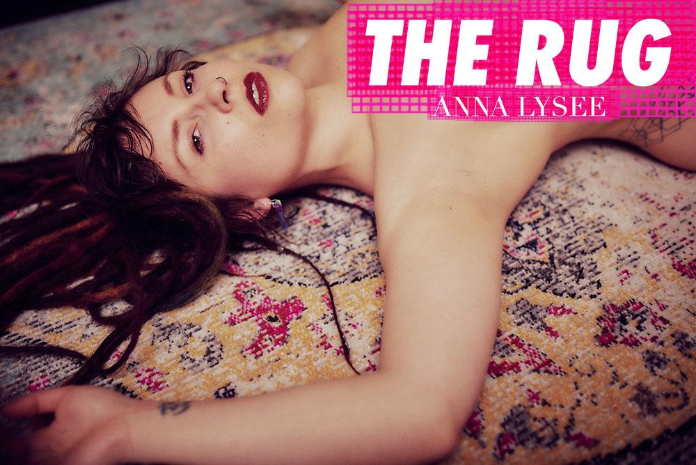 The Rug — feat. Anna Lysee - 7