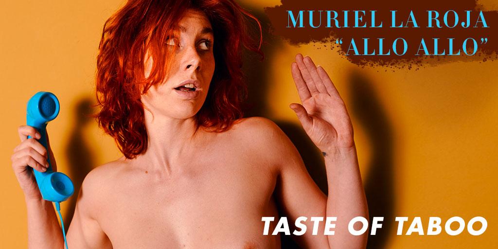 """""""Allo allo"""" feat. Muriel la Roja - 9"""