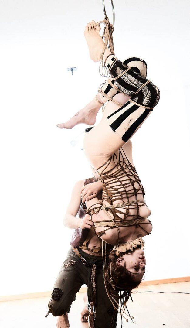 Steampunk Circus Shibari - 20