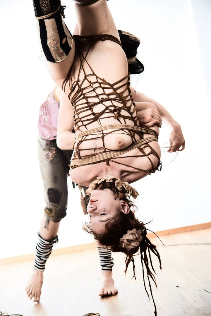 Steampunk Circus Shibari - 22