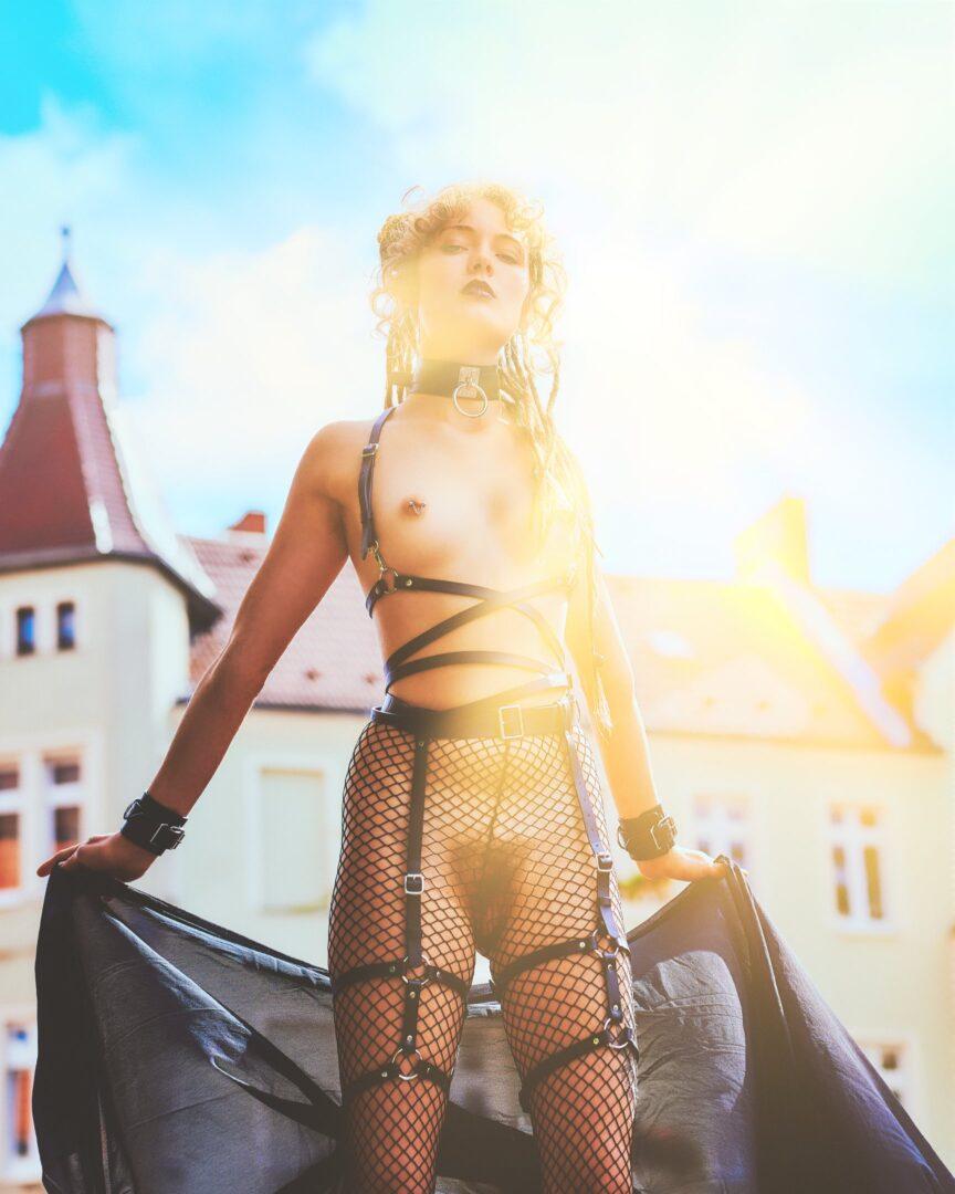 Kinky Greek Goddess in Neukölln
