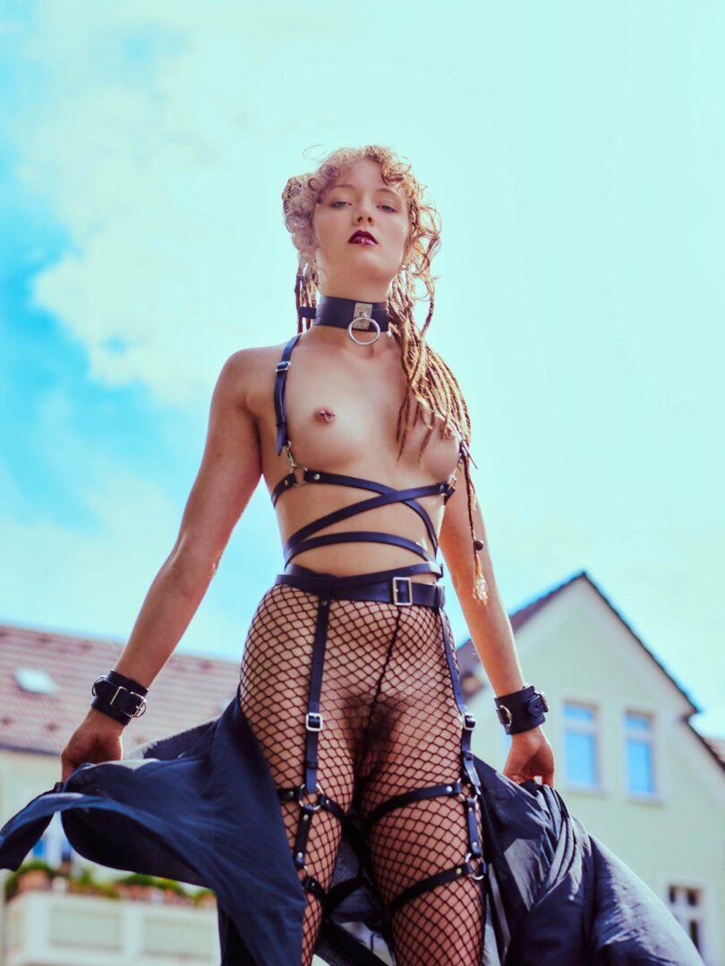 Leona as Kinky greek Goddess in Neukölln - 19
